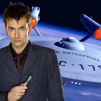 David Tennant revela interesse em participar de Star Trek