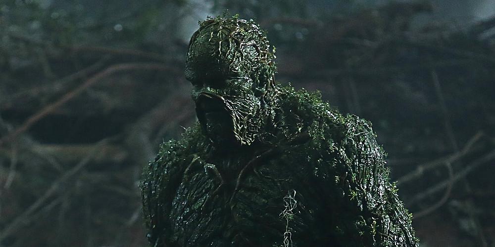 Série do Monstro do Pântano é cancelado! DC Universe passa por reavaliação