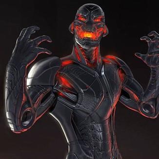"Vingadores: Era de Ultron; revelado uma nova arte conceitual de Ultron ""magro"""