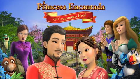 A Princesa Encantada: O Casamento Real | Crítica