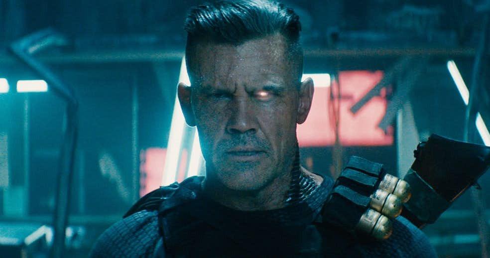 Josh Brolin foi o responsável por interpretar o mutante do futuro Cable em Deadpool 2 (Imagem: Fox/Divulgação)