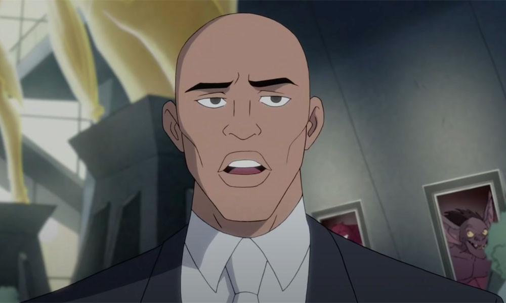 Conhecido mundialmente como o vilão Gus, de Breaking Bad, Giancarlo Esposito agora dubla outro icônico vilão: Lex Luthor (Imagem: DC Universe / Reprodução)