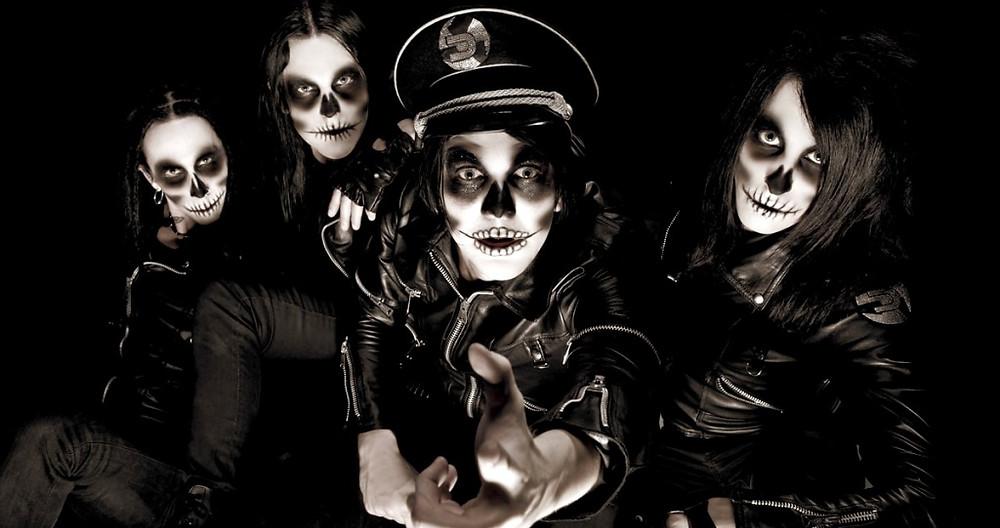 Deathstars vão se apresentar dia 18 de outubro às 20h
