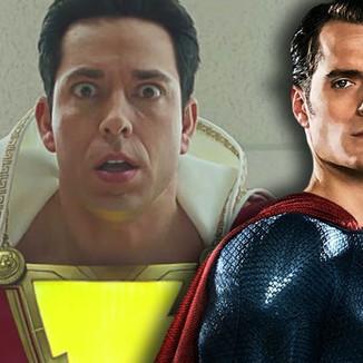 Diretor fala sobre rumores ligados ao Superman em Shazam!