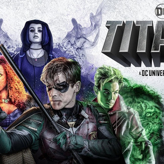 Titans – 1ª Temporada | O DC Universe veio para ficar