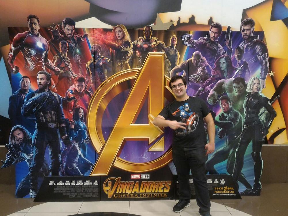 Nosso repórter Alexandre Agassi esteve no Cinemark do Shopping Internacional, em Guarulhos. (Imagem: Be Geeks / Divulgação)