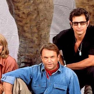 Sam Neill, Jeff Goldblum e Laura Dern; estarão em Jurassic World 3