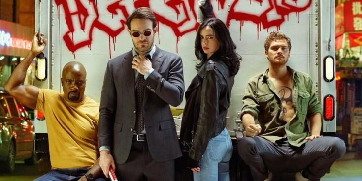 A série Defensores por enquanto não deve ter uma segunda temporada. (Imagem: Marvel/Netflix/Divulgação)