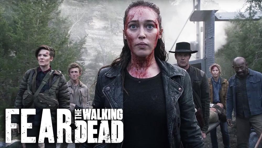 SDCC 2019 | Fear The Walking Dead é renovada para 6ª temporada