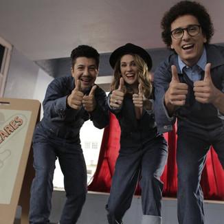 Os Espetaculares: filme sobre stand-up chega ao streaming em setembro