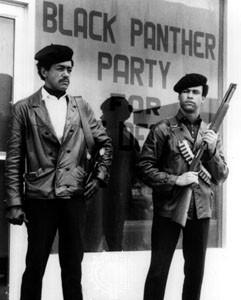 Membros dos Panteras Negras
