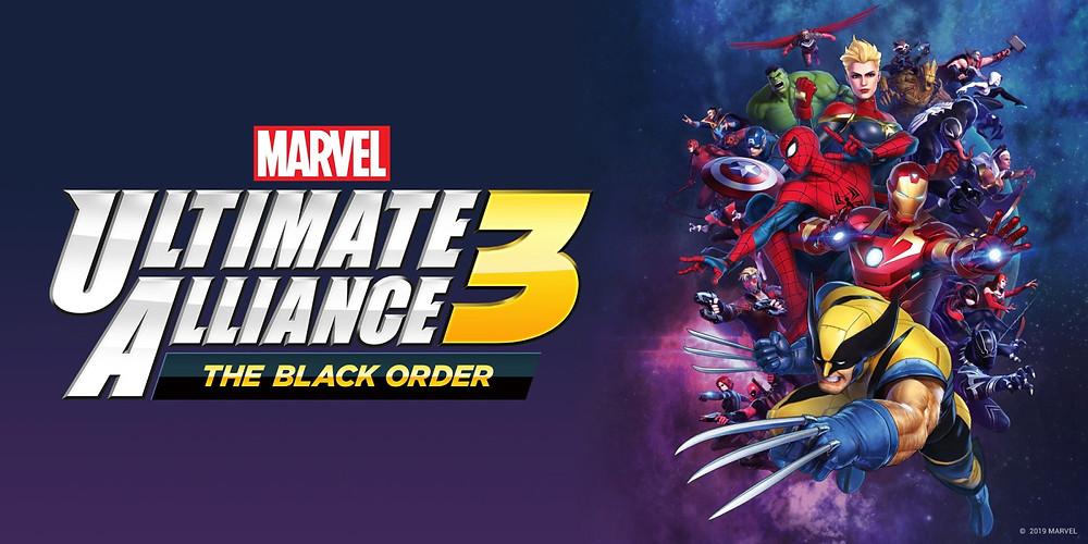 Marvel Ultimate Alliance 3 será lançado exclusivamente para o Nintendo Switch. (Imagem: Nintendo / Reprodução)