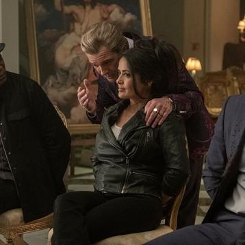 'Dupla Explosiva 2 - E a Primeira Dama do Crime': Liberada nova imagem, pôster e trailer