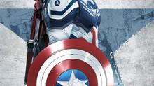 'Falcão e o Soldado Invernal': Disney + divulga pôster oficial de Sam Wilson como Capitão América