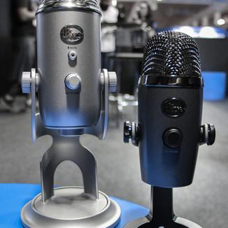 BGS 2019   Logitech anuncia chegada dos microfones Blue ao país