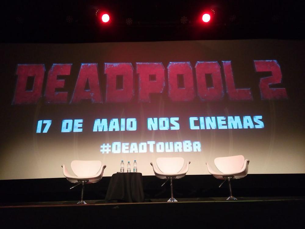 O evento #deadtourbr contou com profissionais da imprensa e convidados da 21th Century Fox. (Imagem: Paulo Lídio)