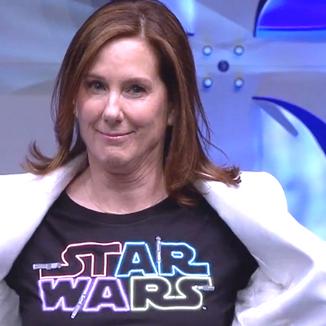 Kathleen Kennedy fala sobre o futuro de Star Wars