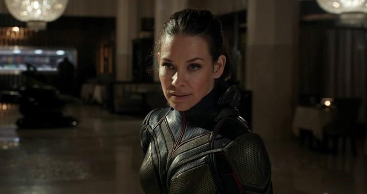 A atriz Evangeline Lilly acredita que a parceria entre Vespa e Capitã Marvel pode acontecer em Vingadores 4. (Imagem: Marvel/Reprodução)