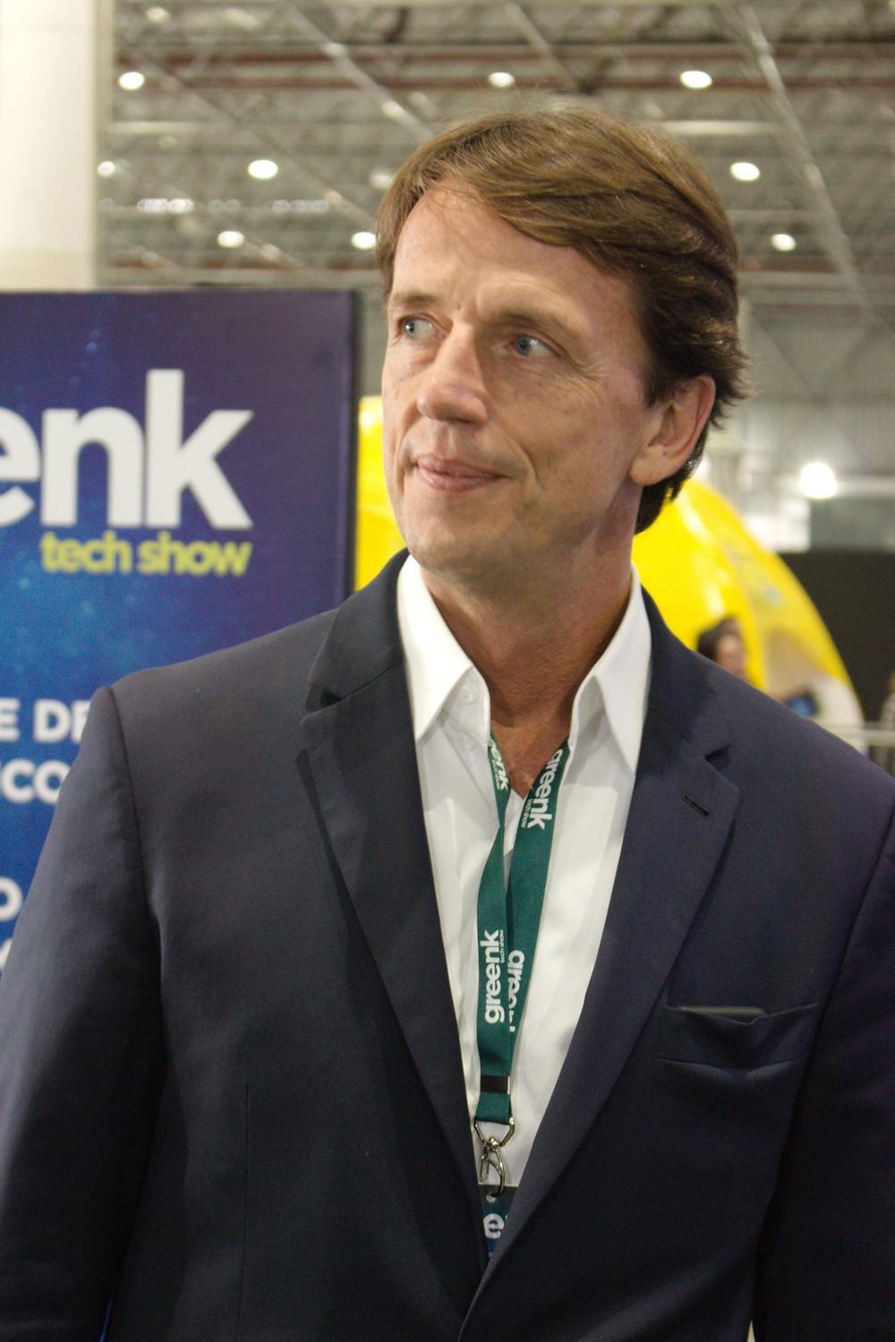 Maurício Eugênio é um dos fundadores do Greenk Tech Show, bem como agente publicitário e dono de sua própria agência