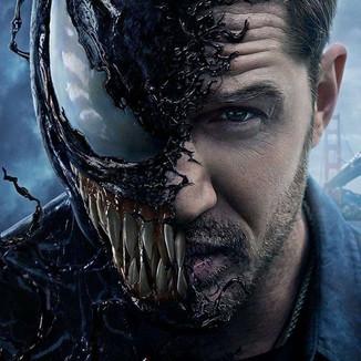 Novo pôster de Venom mostra transformação de Tom Hardy no simbionte