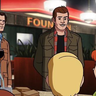 Crossover da série Supernatural com o desenho Scooby-Doo ganha primeiro trailer. Confira: