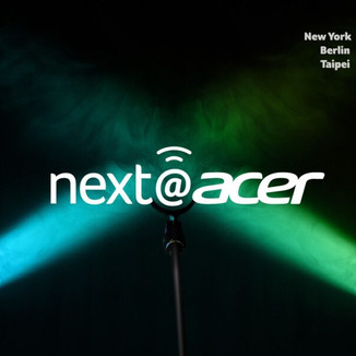 """Acer divulga o """"next@acer"""" conferência para revelar novidades da empresa"""