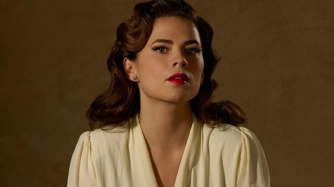 A atriz Hayley Atwell foi a responsável por interpretar a Agente Carter no MCU e na série que levava seu nome. (Imagem: Marvel Studios/Divulgação)