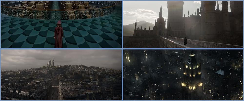 A fotografia e os cenários são a melhor parte do filme.