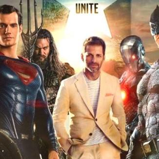 O diretor Zack Snyder de Liga da Justiça, irá apresentar a Justice Con