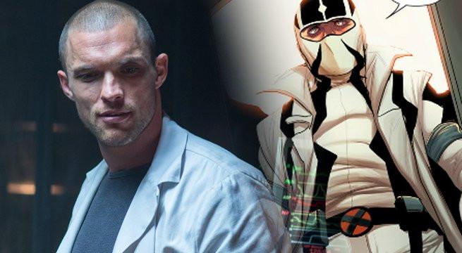 O ator Ed Skrein trouxe o vilão Ajax à vida no primeiro filme do Deadpool. (Imagem: Comicbook/divulgação)