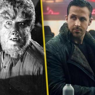 Ryan Gosling será o Lobisomem da Universal Pictures