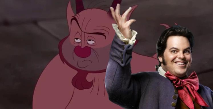 Alguns fãs declararam Josh Gad como o Phil perfeito para o filme live action de Hércules da Disney, mas Gad acha que apenas Danny DeVito deveria interpretá-lo (Imagem: Internet / Reprodução)