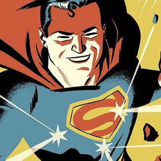 Série de rádio de Superman será recriada para  DC FanDome: Explore The Multiverse