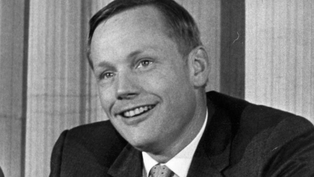 Como todo herói de verdade, Neil Armstrong foi apenas um homem comum com uma forte motivação