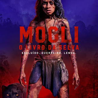 Nova adaptação de Mogli ganha pôster e trailer