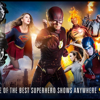 Arrow, Supergirl, Legends e Flash podem ser renovadas