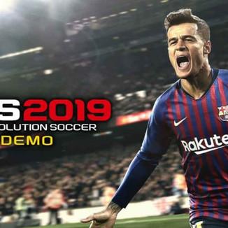 Demo de PES 2019 está disponível para PS4, Xbox One e PC