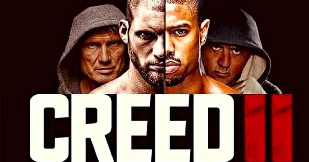 Após 3 anos do primeiro filme, Creed 2 volta para manter a franquia em alta. (Imagem: Warner Bros. / Divulgação)
