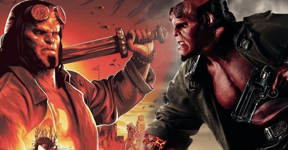 O ator Ron Perlman, o primeiro Hellboy dos cinemas, revelou que recusou a oportunidade de aparecer no reboot da franquia de Neil Marshall em 2019 (Foto: Reprodução)