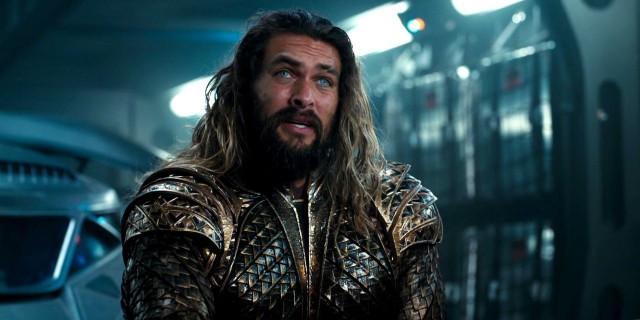 Jason Momoa interpreta o Aquaman no DCEU, porém poderia ter participado de dois papéis em filmes da Marvel. (Imagem: Warner Bros/DC/Reprodução)