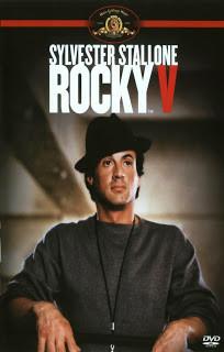 Rocky V - capa do DVD