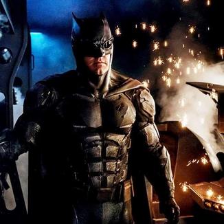 Arte conceitual da Liga da Justiça mostra a armadura tática do Batman