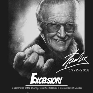 Stan Lee ganhará tributo com estrelas da cultura pop
