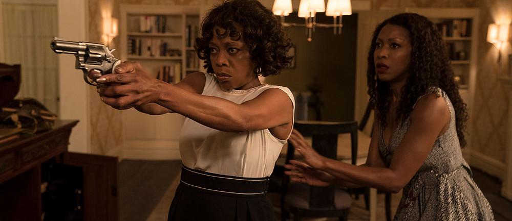 Mariah Dillard e Tilda Johnson são figuras importantes na nova temporada e Luke Cage (Imagem: Marvel/Netflix/Reprodução)