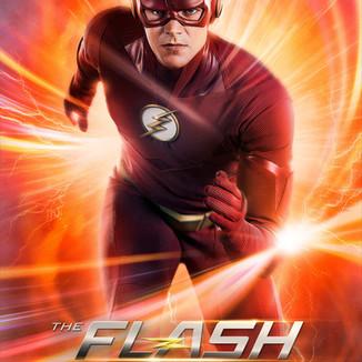 CW libera vídeo com o anel do Flash em ação