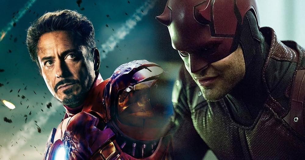 Já pensou no encontro entre Tony Stark e Matt Murdock no MCU? Pois é, ficará somente nos seus sonhos!