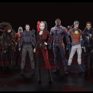 DC Fandome | O Esquadrão Suicida ganha primeiro teaser
