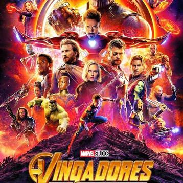 No mesmo dia do lançamento do trailer de Guerra Infinita, Marvel libera poster animado do filme