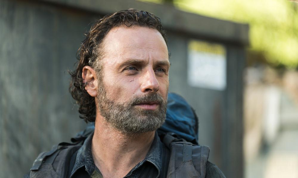 O ator Andrew Lincoln é um dos únicos remanescentes da primeira temporada de The Walking Dead. (Imagem: AMC/Divulgação)
