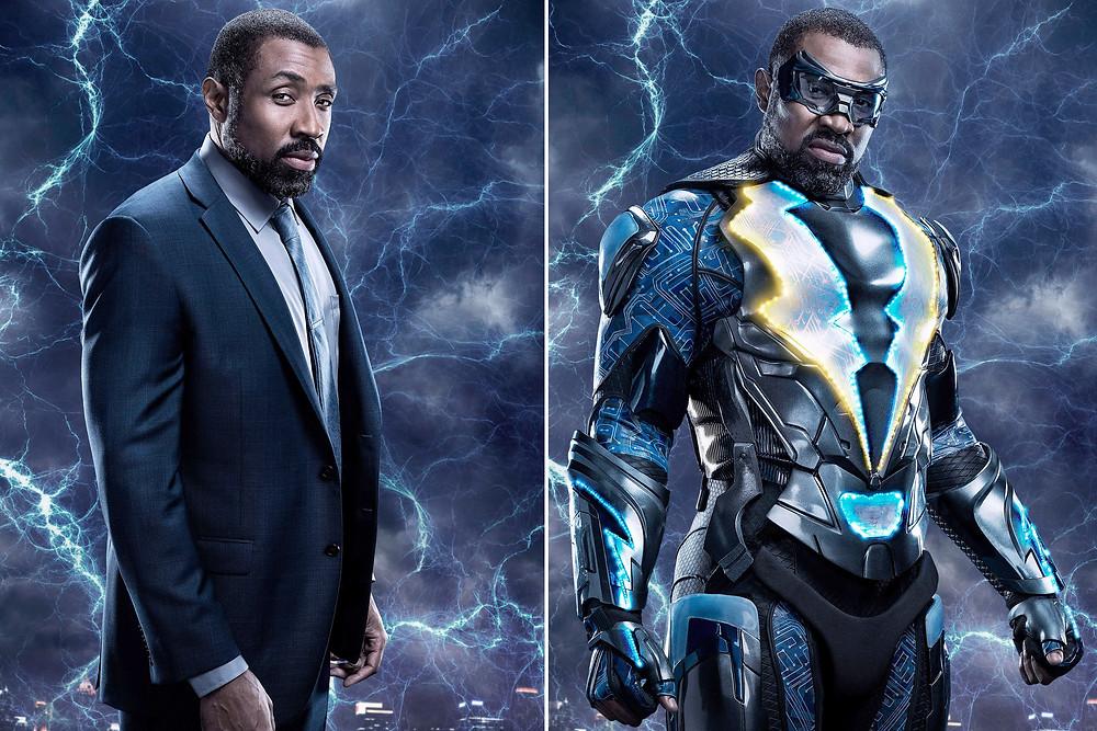 A série Raio Negro faz referências ao Arrowverse, porém os diretores garantem ser um  universo totalmente diferente. (Imagem: CW/Divulgação)